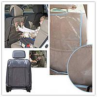 Накидка на спинку сидения в авто, защита от грязи спинок сидений