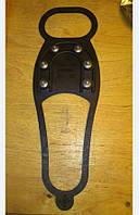 Ледоходы 6 шипов. Ледоступы 6 шипов. Накладные шипы на обувь