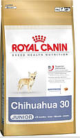 КОРМ ROYAL CANIN (РОЯЛ КАНИН) Breed Health Nutrition CHIHUAHUA JUNIOR для собак породы Чихуахуа 0.5 кг