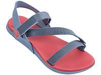 Женские летние сандалии Rider RX Sandal Red/Grey 82136-21671