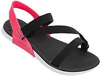 Женские летние сандалии Rider RX Sandal White/Black/Pink 82136-21428