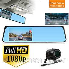 DVR T605 HD зеркало BlackBox 1080p!Опт, фото 2
