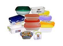 Контейнера пищевые (судочки,боксы) для хранения продуктов