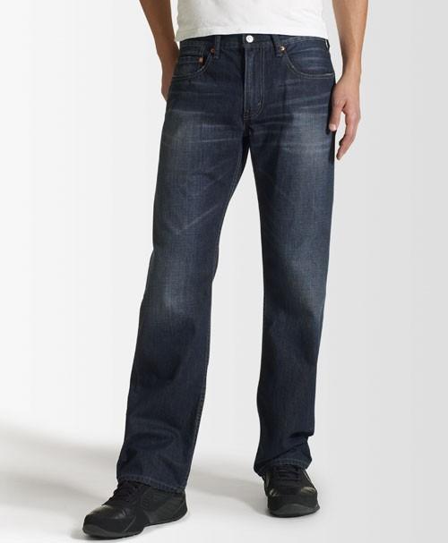 Мужские джинсы LEVIS 559 Relaxed Straight Jeans blue frost