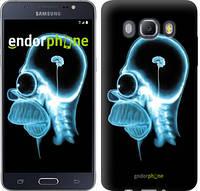 "Чехол на Samsung Galaxy J5 (2016) J510H Гомер. Томография ""652c-264-6129"""