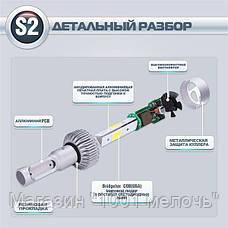 Светодиодная автомобильная лампа LED S2 H7!Лучший подарок, фото 3