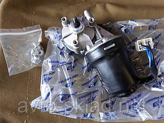 Мотор дворников Ваз 2101, 2102, 2103, 2104, 2105, 2106, 2107, 2121 12В,6Вт Авто-Электрика