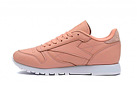 "Кроссовки Reebok Classic Leather ""Pink Salmon"""