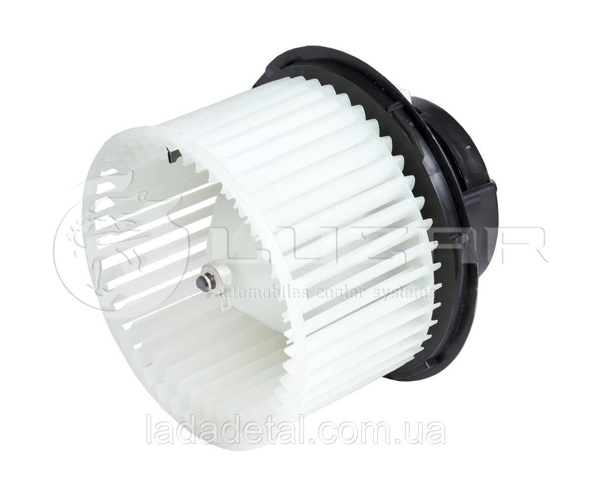 Мотор печки Нисан Тида / Nissan Tiida 1.6/1.8 (04-)  Luzar