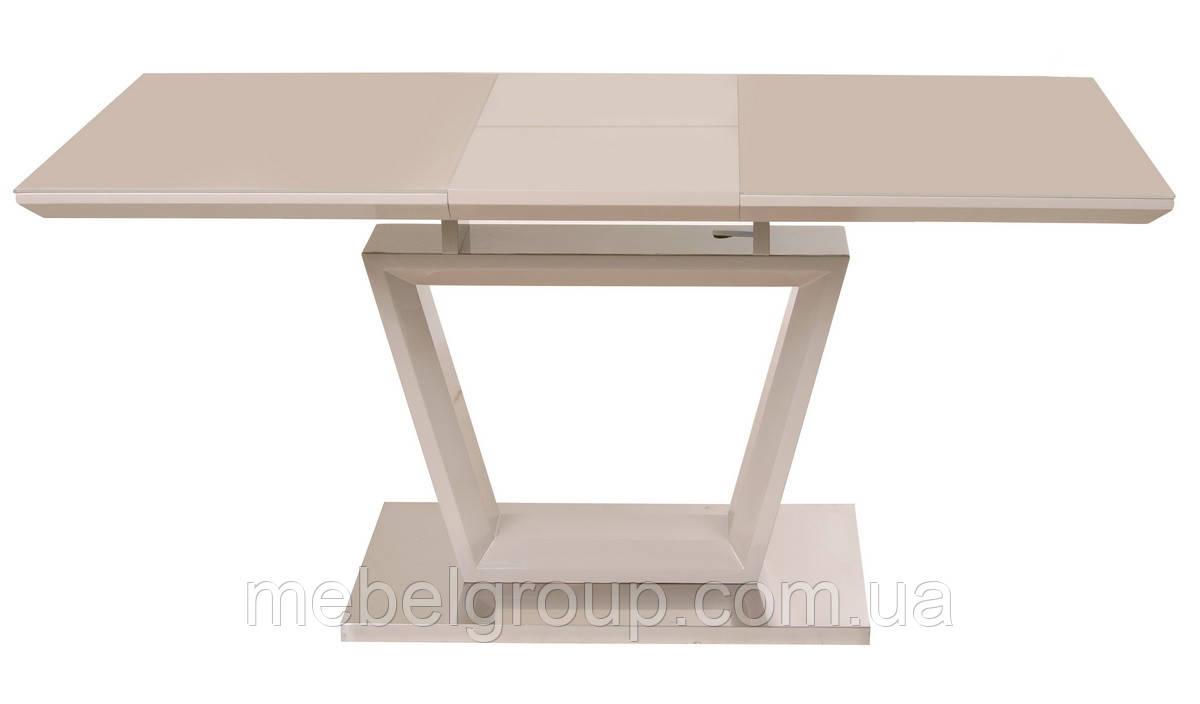 Стол ТМ-51-1 капучино 120/160x80