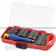 Отвертка с насадками (28 предметов + коробка) Heng Feng Tools HF-231