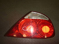 Фонарь задний правый (Седан) Jaguar S-Type 99-07 (Ягуар С-тайп), XR8313404AE