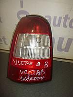 Фонарь задний левый OPEL VECTRA B 1995-2002 (Опель Вектра), 90585001
