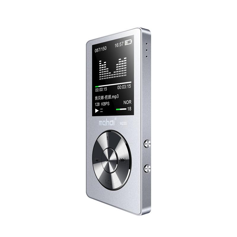 MP3 Плеер Mahdi M220 8Gb Серебро