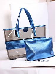 Пляжная прозрачная сумка AL3515