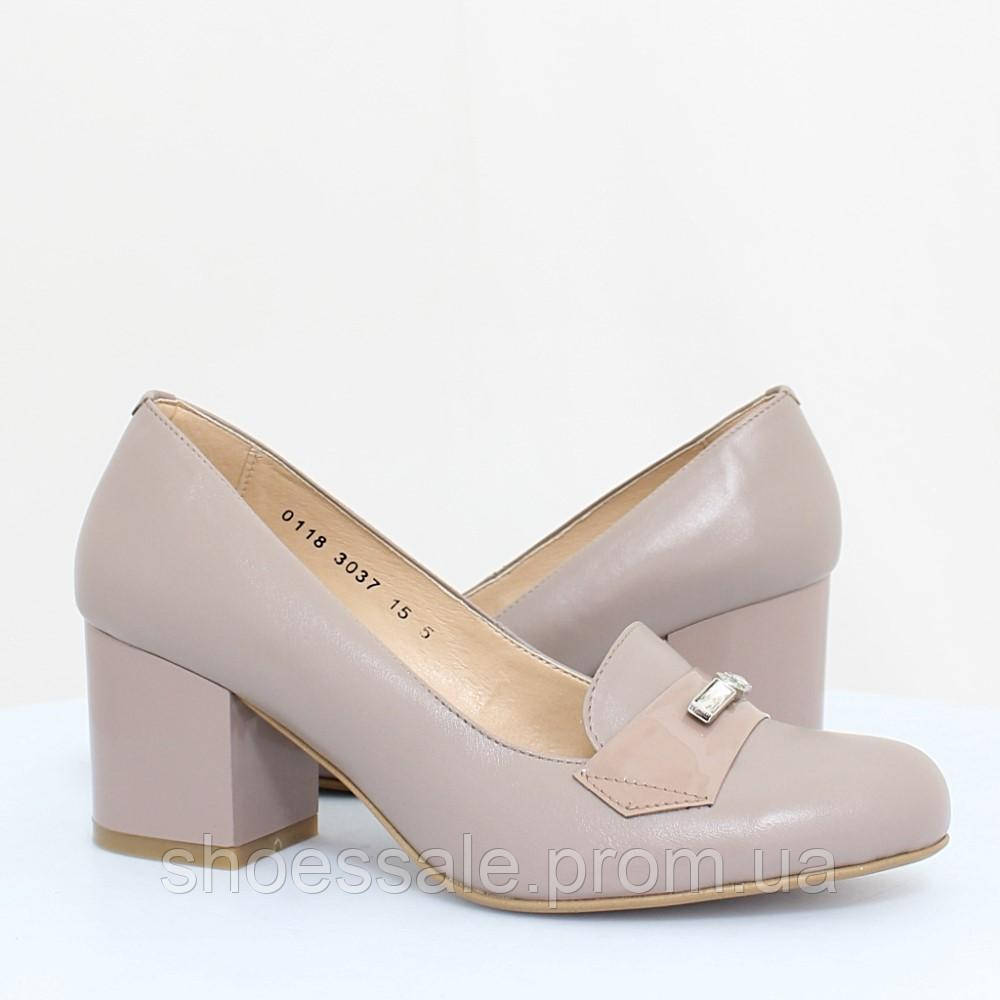 Женские туфли Gama (49201)