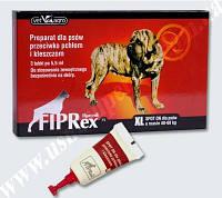 Фипрекс 75 XL спот-он  (FIPRex 75) – капли для собак от клещей и блох (5,5мл)