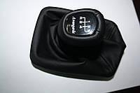 Mercedes W210 Чехол + ручка КПП с рамкой (avantgarde)