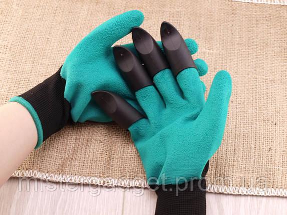 Садовые перчатки Gloves Гарден Джени Гловес, фото 2