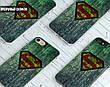 Силиконовый чехол для Meizu M6 Note Супермен (21032-3019), фото 6