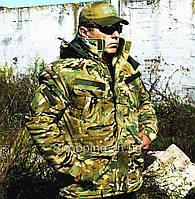 Бушлат куртка тактическая МТР Мультикам на меху