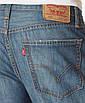 Мужские джинсы LEVIS  505® Straight Jeans  blue collar, фото 4