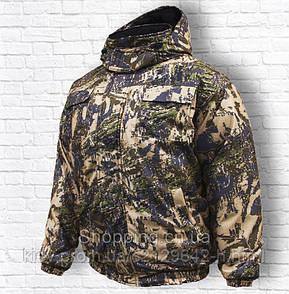 Костюм для охоты и рыбалки зимний мембранный Сепий полукомбинезон и куртка Alova Sepia Алова
