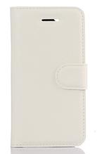 Кожаный чехол-книжка для Sony Xperia XA Dual F3112 белый