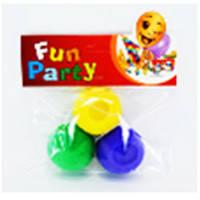 Нос клоуна Fun Fun 1002-19 6шт