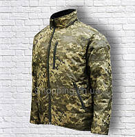 Куртка подстежка Polartec пиксель ЗСУ ММ-14 на мембране