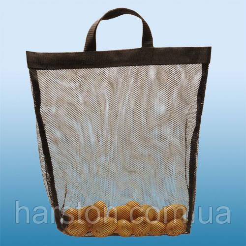 Мешок-очиститель картошки