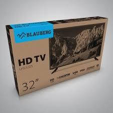 Телевизор Blauberg LHS3205(60Гц, HD, Dolby Digital 2 x 10Вт, DVB-C/T), фото 3