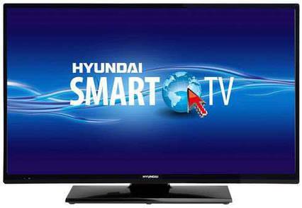Телевизор Hyundai HLN32T211(CMP 100Гц, HD Ready, Smart TV, Wi-Fi, Dolby Digital 2 x 6Вт, DVB-C/T2), фото 2