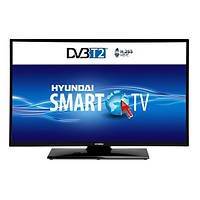 Телевизор Hyundai HLN32TS343 (CMP 100Гц, HD Ready, Smart TV, Wi-Fi, Dolby Digital 2 x 6Вт, DVB-C/T2/S2)