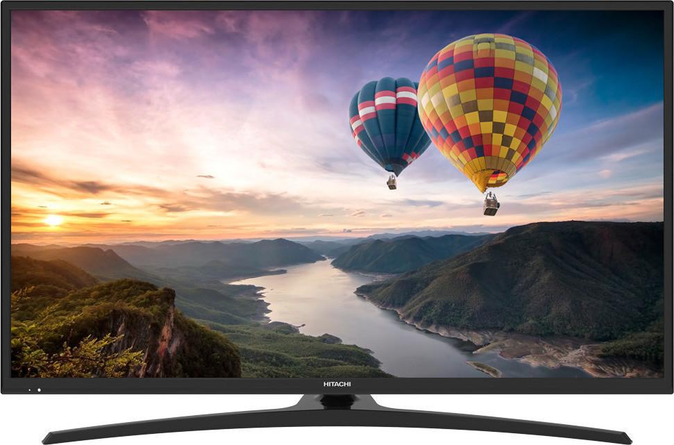 Телевизор Hitachi 43HB5T62 (BPI 600Гц, Full HD, Direct LED, Dolby Digital Plus 2x8Вт, DVB-C/T2/S2)