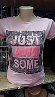 Подростковые футболка для девочек 152,158,164,170 роста