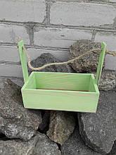 Декоративний ящик зі шнурком-ручкою
