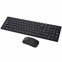 Беспроводная компьютерная клавиатура и мышка Wireless k06