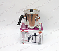 Молочник Rainstahl RS 3100-20 с крышкой и свистком, фото 1