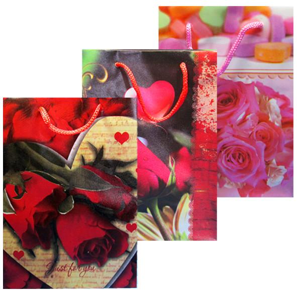 Пакеты подарочные цветной бумажные пластиковые оптом по всей Украине в интернет-магазине opt21.com