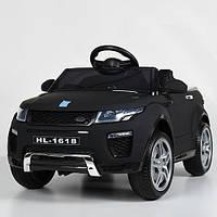 Детский электромобиль Range Rover матовый, фото 1