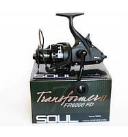 Карповая катушка с байтраннером SOUL TRANSFORMER II FR6000FD