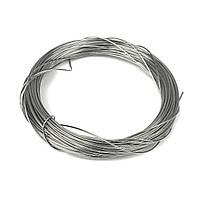 Проволока стальная для петли назальной. Длина 10 м, диаметр 0,3 мм