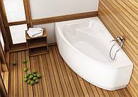 Ванна акриловая угловая Aquaform HELOS COMFORT 150х100 L, фото 1