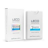 Парфюмированная вода LECO Euphoria (2) 20 мл