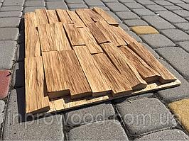 Панель деревянная из дуба