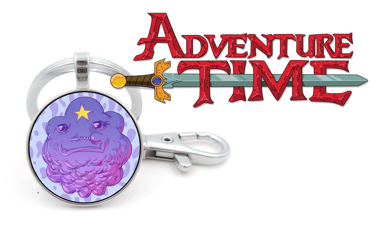 Брелок Adventure time Время Приключений Принцесса Пупырка