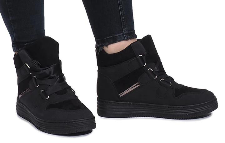 Женские кеды, сникерсы, ботинки по привлекательной цене