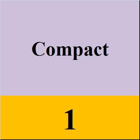 Пластификаторы и добавки Compact 1 кг/л