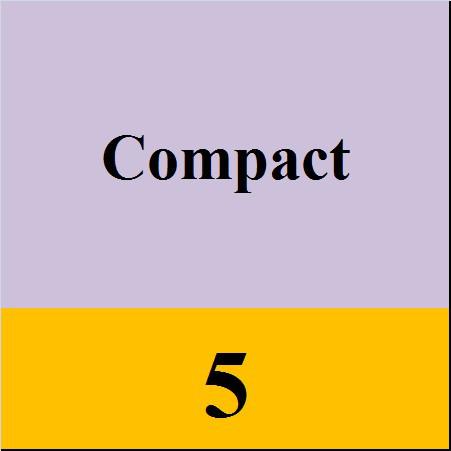 Пластификаторы и добавки Compact 5 кг/л